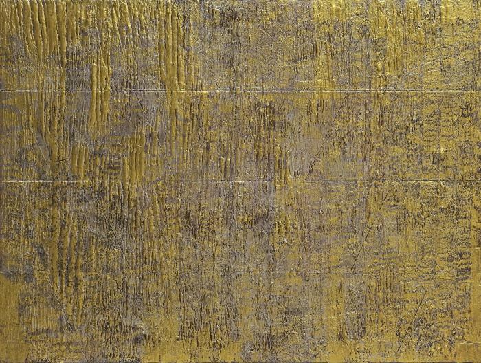 Golden rain 200 x 150 cm